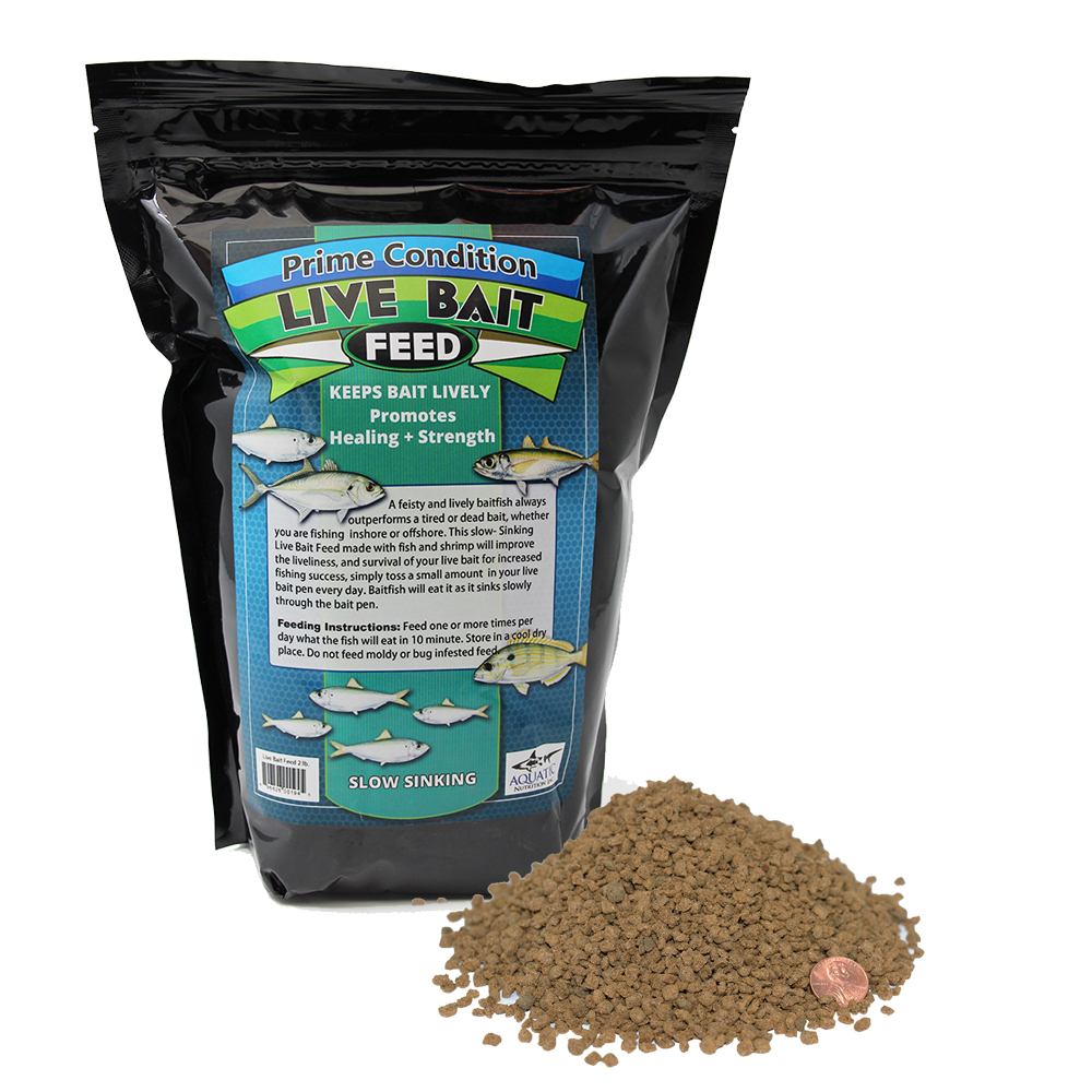 Prime Condition Live Bait Feed 5 Pound