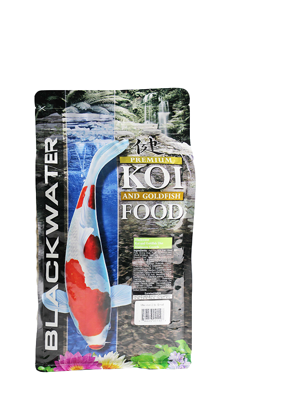 Blackwater Max Growth Koi Food 2lb
