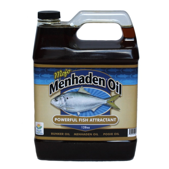 Mojo Menhaden Oil 1 Gallon