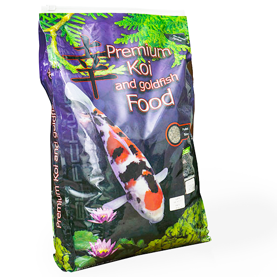 Blackwater Max Growth Koi Food 12.8 lb. FREE SHIPPING