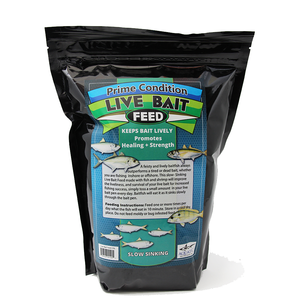 Prime Condition Live Bait Feed 2 Pound