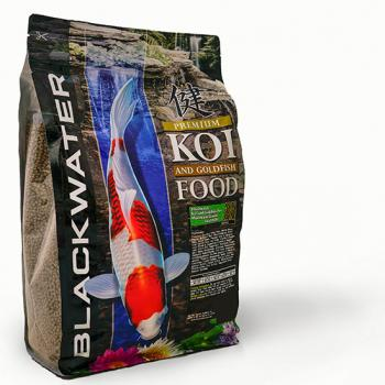 Blackwater Color Enhancing Koi Food 5lb