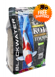 Blackwater Max Growth Koi Food 5lb FREE SHIPPING